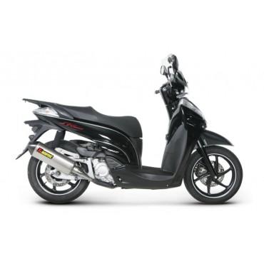 Akrapovic Honda SH 300 I S-H3SO4-HRSS
