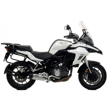 Arrow Exhaust Benelli TRK 502