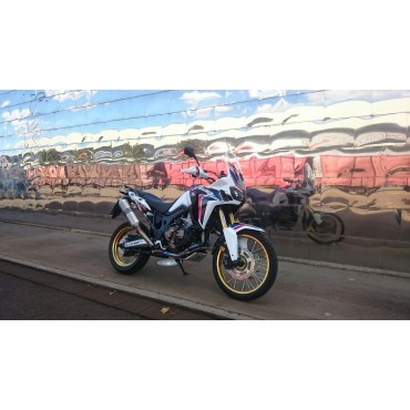 Arrow Exhaust Honda Africa Twin CRF 1000 L