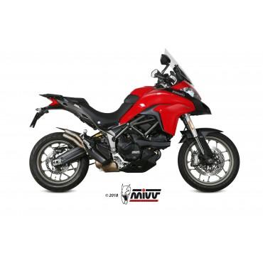 Mivv Double Gun Ducati Multistrada 950