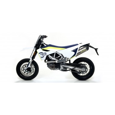 Arrow Exhaust Husqvarna 701 Supermoto