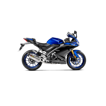 Akrapovic Yamaha YZF-R 125 S-Y125R6-HZT