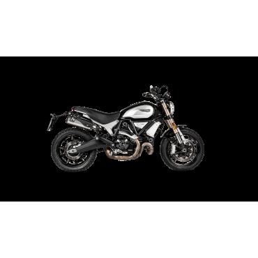 Akrapovic Ducati Scrambler 1100 S-D11SO4-HBFGT