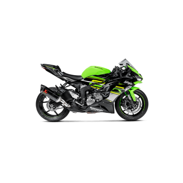 Akrapovic Kawasaki Ninja ZX-6R S-K6SO7-ZC
