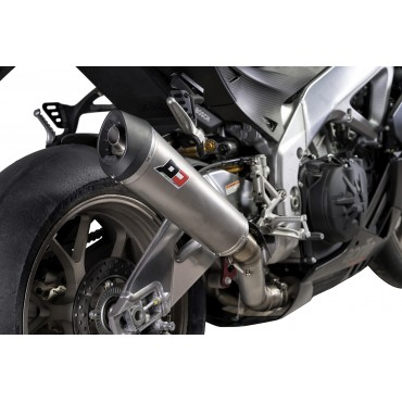 Qd Exhaust Aprilia RSV 4