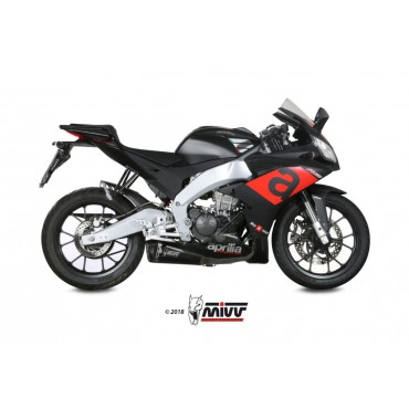 Exhaust Moto Arrow Aprilia Rs 125 Replica 51512SU 51513SU Full Sport