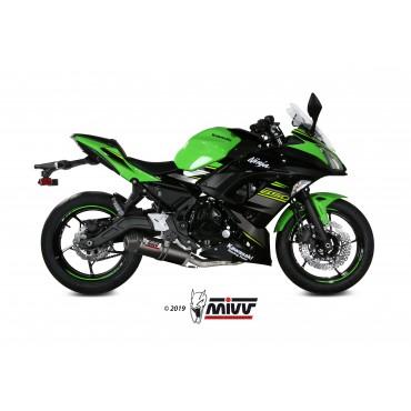 Mivv Oval Kawasaki Ninja 650