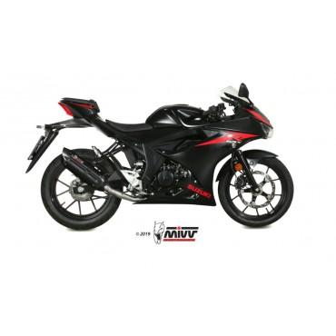 Mivv Suono Black Suzuki GSX-R 125