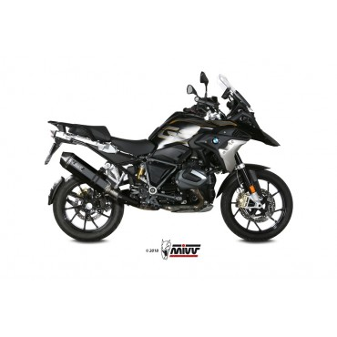 Mivv Speed Edge Black Bmw R 1250 GS