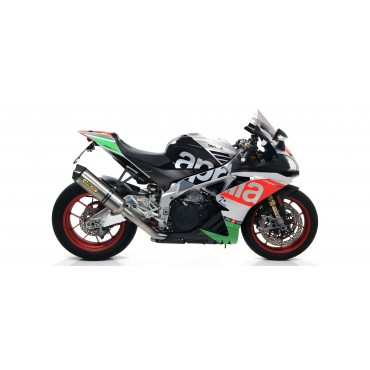 Arrow Exhaust Aprilia RSV 4 RR - RF