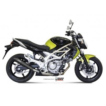 Mivv X-cone Black Suzuki Gladius