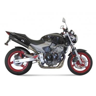 Mivv X-cone Black Honda Hornet 600
