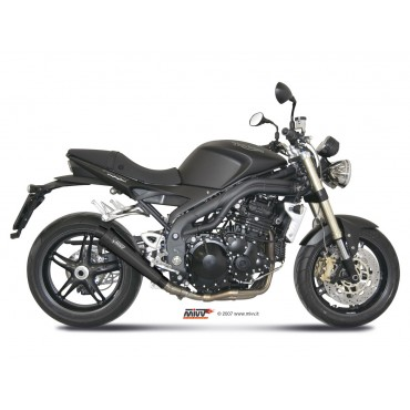 Mivv X-cone Black Triumph Speed Triple
