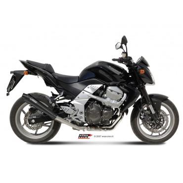 Mivv X-cone Black Kawasaki Z750