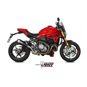 Mivv Delta Race Ducati Monster 1200