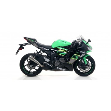 Arrow Exhaust Kawasaki Ninja ZX-6R 636