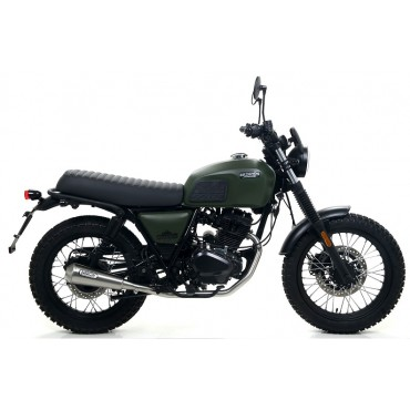 Arrow Exhaust Brixton BX - Felsberg 125X