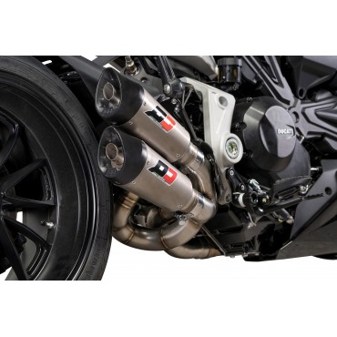 Qd Exhaust Ducati Diavel 1260