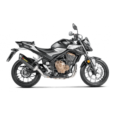 Akrapovic Honda CB 500 X S-H5SO4-HRC