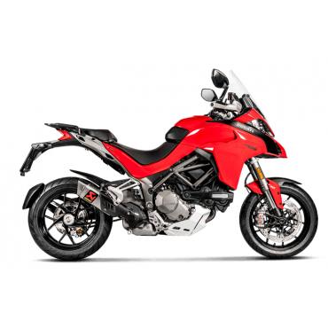 Akrapovic Ducati Multistrada 1200/1200S S S-D12SO9-HAPT