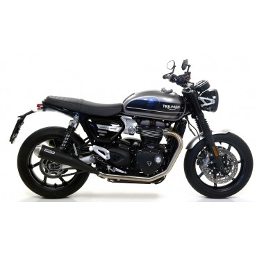 Arrow Exhaust Triumph Speed Twin 1200
