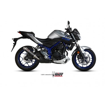 Mivv GP Yamaha MT 03