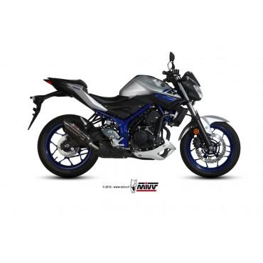 Mivv Suono Yamaha MT 03