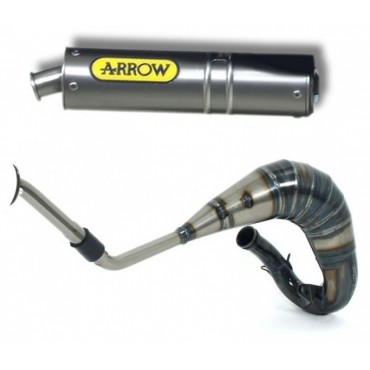 Arrow Exhaust Peugeot XPS TL 50