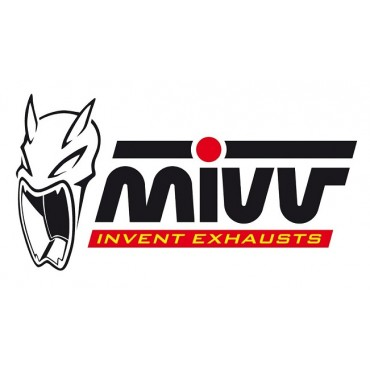 Mivv Suppressor du Catalyseur Kawasaki Ninja 125