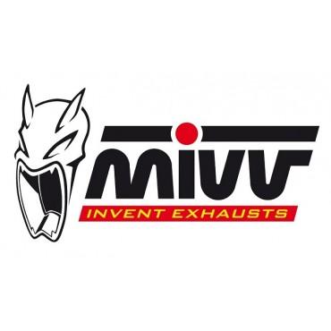Mivv Kat Ersatzrohr Kawasaki Z 125