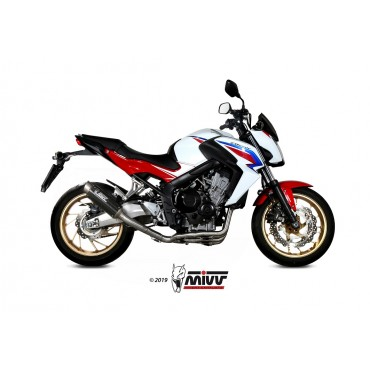 Mivv GP PRO Honda CB 650 F