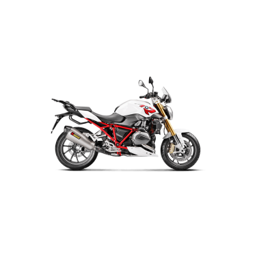 Akrapovic Bmw R 1200 R S-B12SO14-HLGT