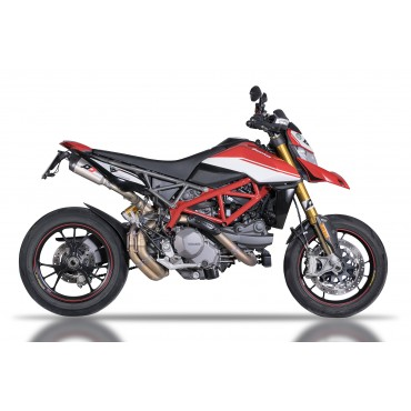 QD Exhaust Ducati Hypermotard 950 Twin Gunshot
