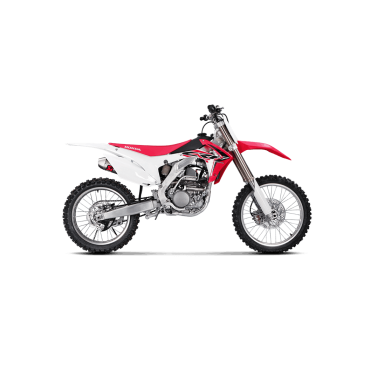 Akrapovic Honda CRF 250 R S-H2MET9-QTA