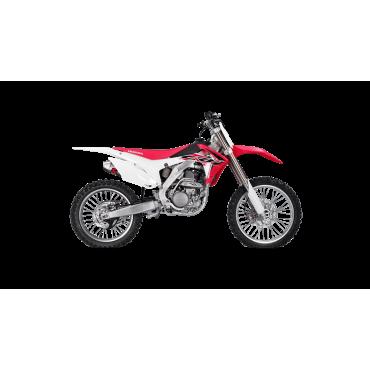 Akrapovic Honda CRF 250 R S-H2SO5-QTA