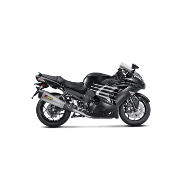 Akrapovic Kawasaki ZZR 1400 S-K14SO6-HZAAT