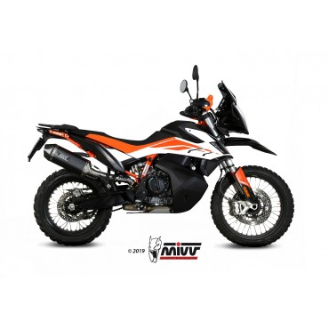 Mivv Speed Edge Black Ktm 790 Adventure
