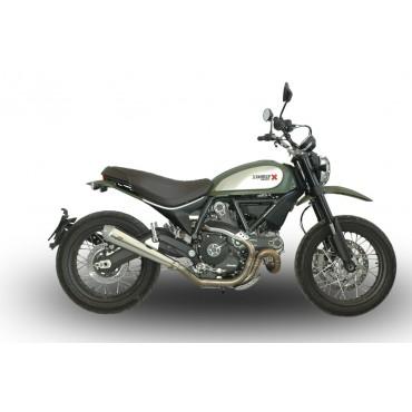 Qd Exhaust Ducati Scrambler 800