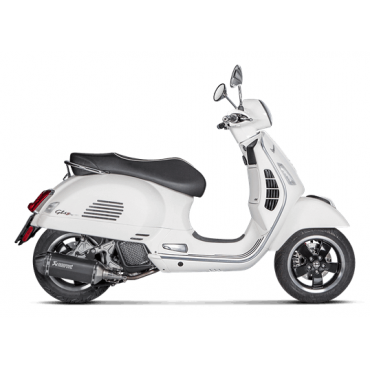 Akrapovic Vespa GTS 125 ie Super S-VE125SO1-HZBL