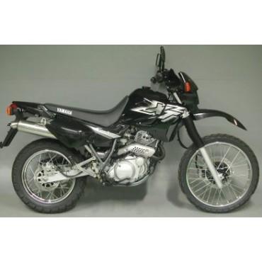 Arrow Exhaust Yamaha XT 600 E