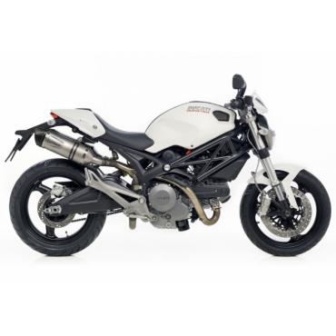 Leovince Ducati Monster 696 796 1100 LV ONE EVO
