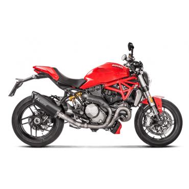 Akrapovic Ducati Monster 1200 R S-D12SO8-RTBL  L-D12SO2
