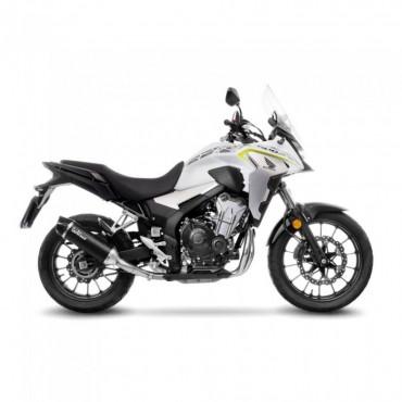 Leovince Honda CB 500 X Nero