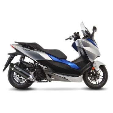 Leovince Honda Forza 125 Nero