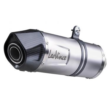 KAWASAKI ZX6R 636/2003/03/Pot d/échappement Exhaust mivv ovale inox