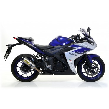Arrow Exhaust Yamaha YZF-R 25