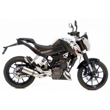 Leovince KTM Duke 125 LV ONE
