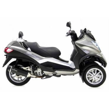 Leovince Piaggio Mp3 500 Nero