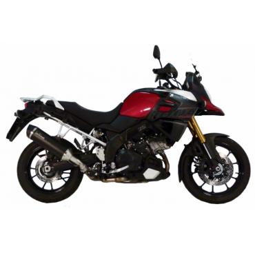Leovince Suzuki V-Strom 1000 Nero