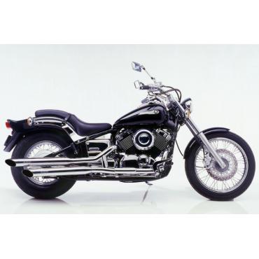 Leovince Yamaha Xvs 650 Drag Star K02